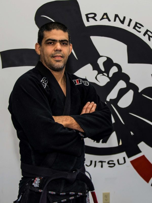 martial artists douglas lima and dhiego lima black belts